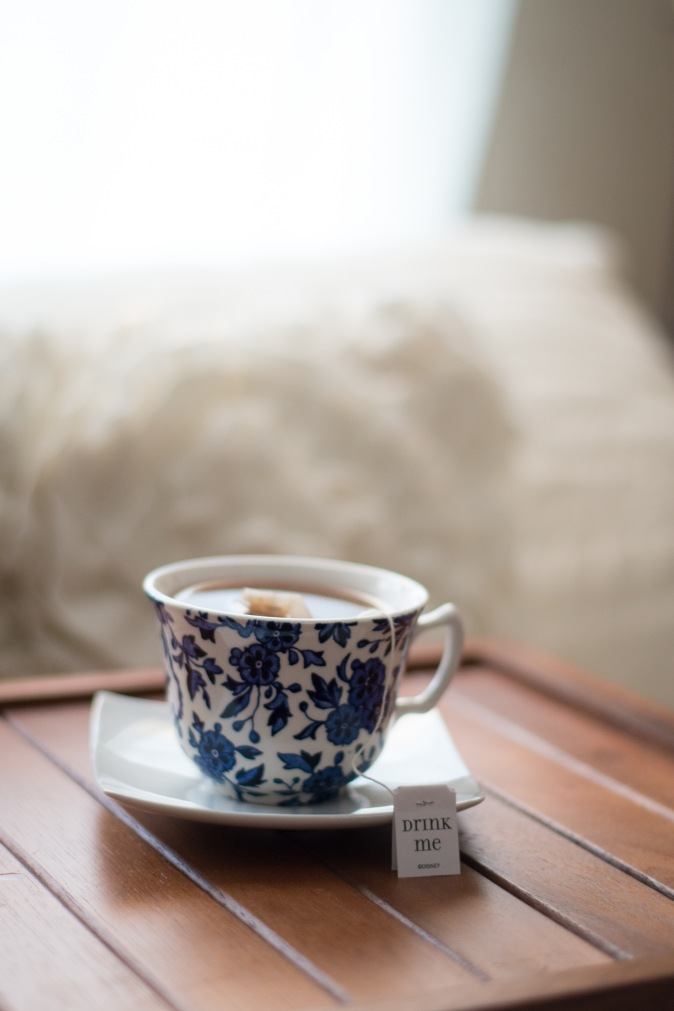 Relaxation cuppa
