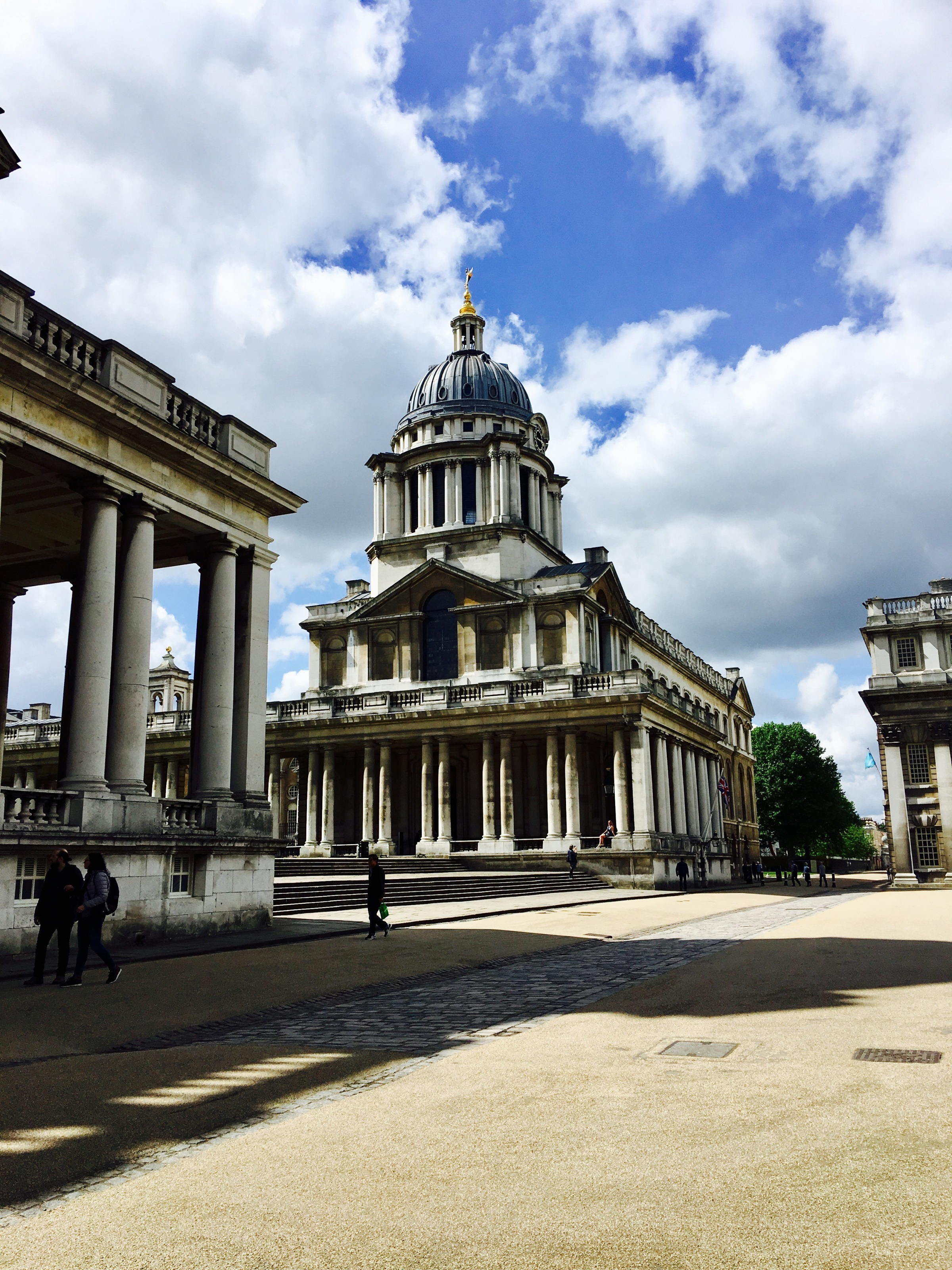 The Old Naval College, Greenwich